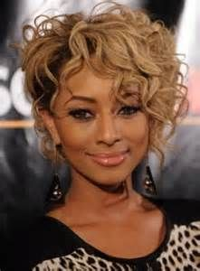 Short Permed Hairstyles African American Hair