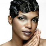 Finger Wave Hairstyles 2017 For Black Women Pictures