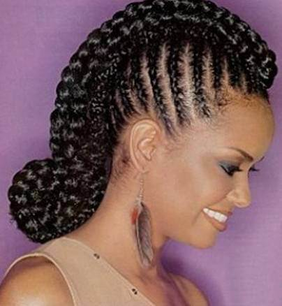 mohawk hairstyles with weave pictures
