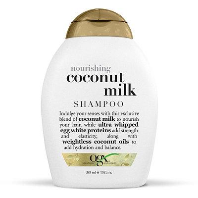 Organic Shampoo Nourishing Coconut Milk