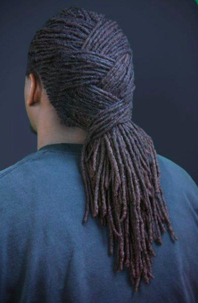 Braid Dreadlocks Hairstyles for Men