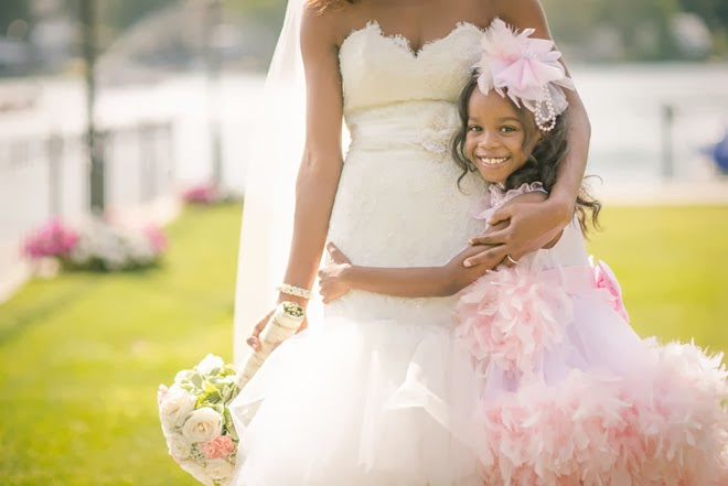 African American Flower Girl Wedding Hairstyles 2017
