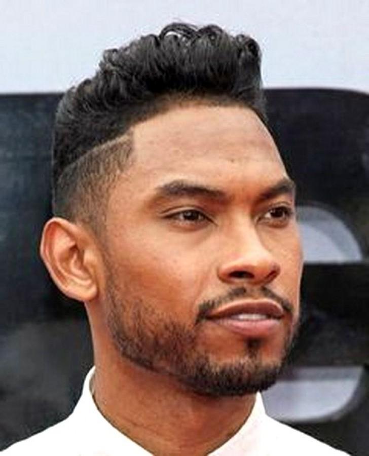 Best Haircut For Receding Hairline Black Men