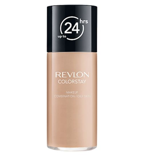Revlon 24 Hour ColorStay foundation shades