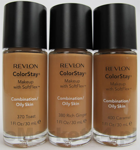 Revlon Colorstay Foundation Shades For Dark Skin