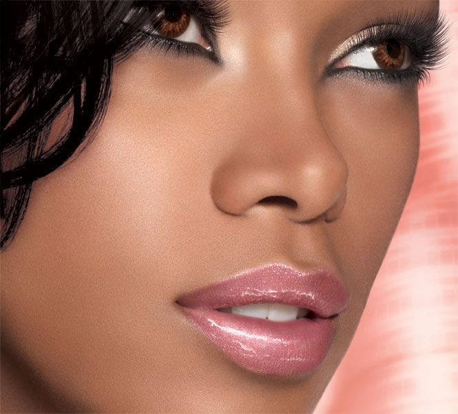 Shades Of Pink Lipstick For Dark Skin