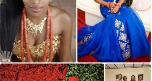Igbo Traditional Wedding Attire For Bride