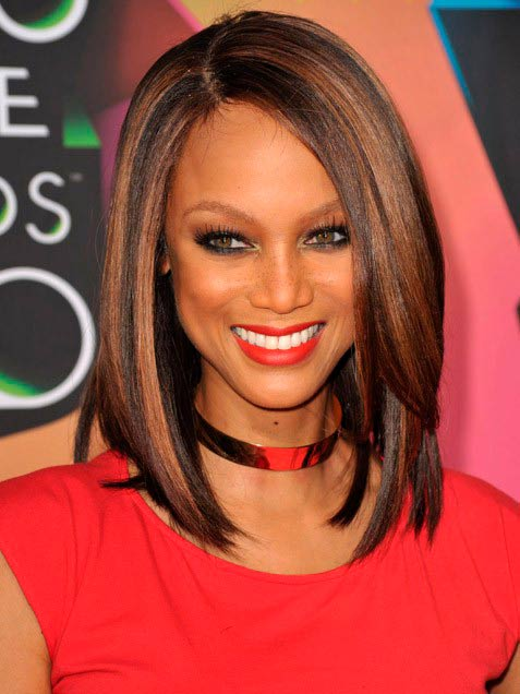 Best Color Highlights For African American Hair 2017