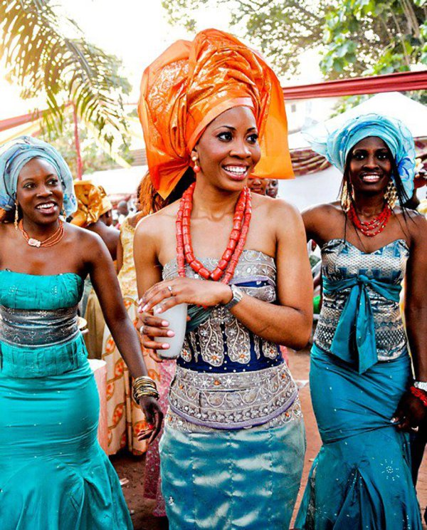 Igbo Traditional Wedding Dresses 2020 Pictures