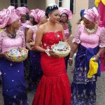 Igbo Traditional Wedding Dresses Styles In Nigeria Pictures