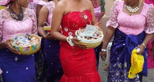 Latest Igbo Traditional Wedding Dresses Styles In Nigeria Pictures