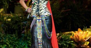 South African Designer Traditional Dresses Designs