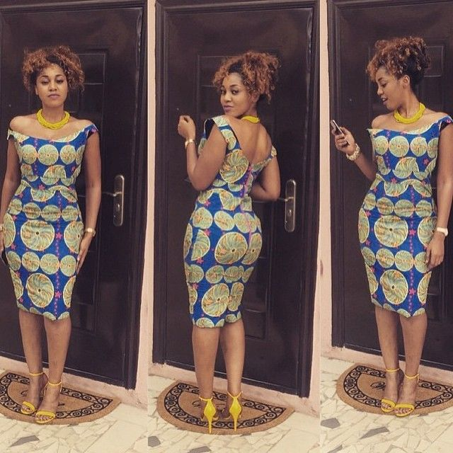 Nigerian Ankara Styles 2017 Catalogue