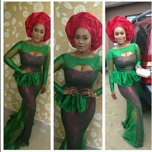 Nigerian Lace Dress Styles 2017 Photos