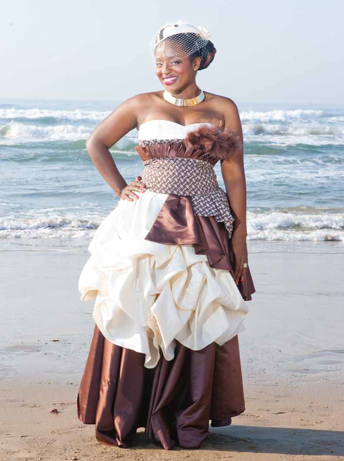 Tswana Traditional Wedding Dresses Designs