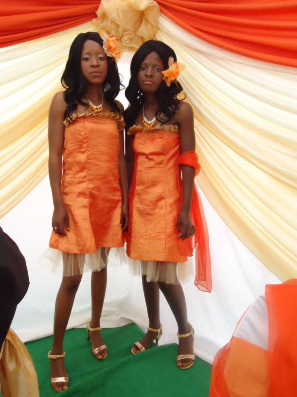 Latest Tswana Traditional Dresses Designs Pictures