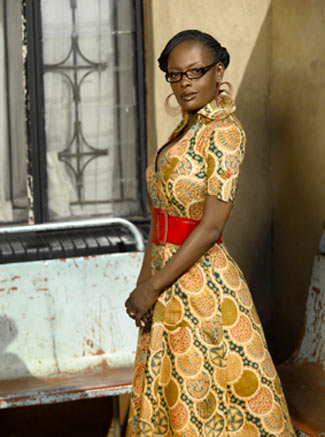 Tswana Traditional Dresses 2019