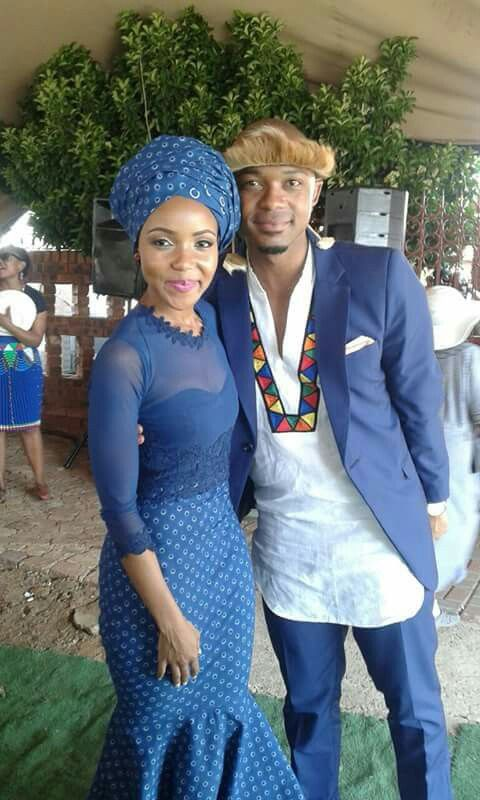 Tswana Traditional Wedding Attire For Couples 2020 Images