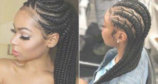 Goddess Braids Hairstyles 2020
